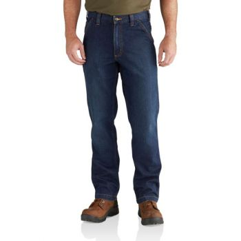 Men's Rugged Flex Relaxed Fit Dungaree Jean – Superior