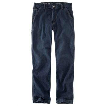 Men's Rugged Flex Relaxed Fit Dungaree Jean