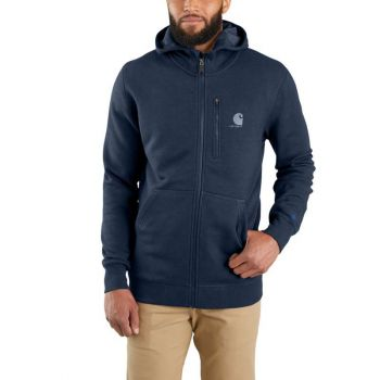 Men's Force Delmont Graphic Full-Zip Hooded Sweatshirt
