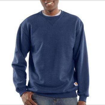 Men's Midweight Crewneck Sweatshirt - New Navy,LT