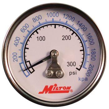 """1/4"""" NPT High Pressure Gauge"""