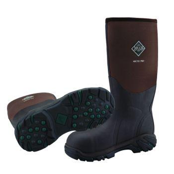 Arctic Pro Steel Toe Boot