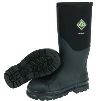 Chore Hi Steel Toe Boot