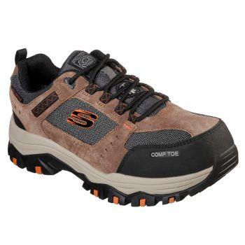 Skechers Greetah Comp Toe