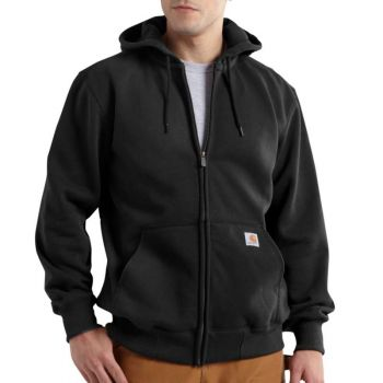Men's Rain Defender Paxton Heavyweight Hooded Zip-Front Sweatshirt