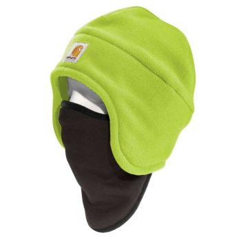 Color Enhanced Fleece 2-in-1 Hat