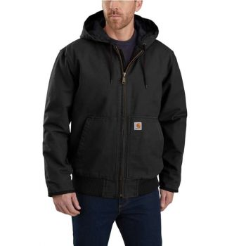Men's Duck Quilt-Lined Active Jac
