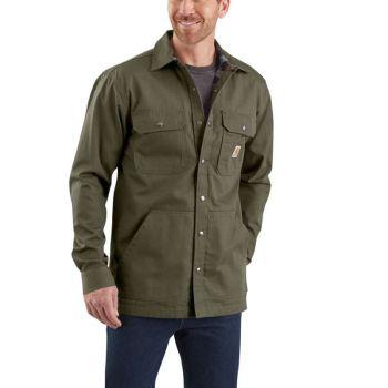 Men's Ripstop Solid Shirt Jac