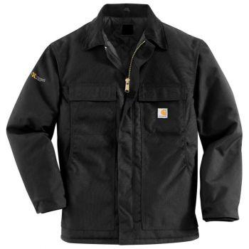 Men's Yukon Coat – Black
