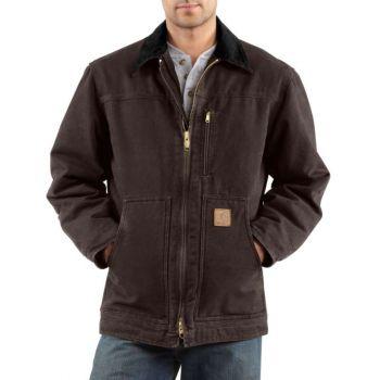 Men's Ridge Coat - Dark Brown