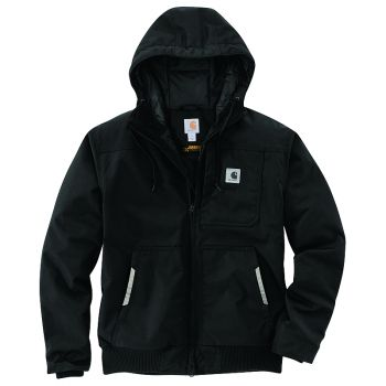 Carhartt Yukon Extremes Loose Fit Insulated Active Jac, Black