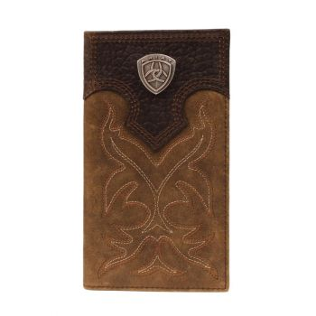 Rodeo Wallet w/ Shield Concho