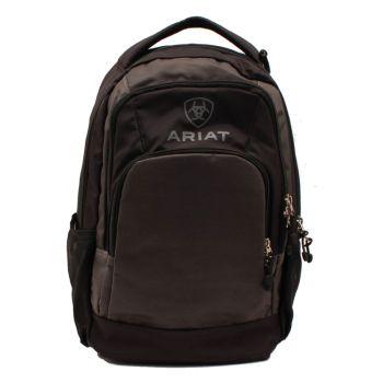 Black Side Water Bottle Pockets Backpack