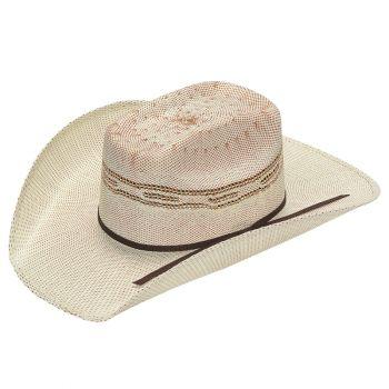 Youth Bangora Straw Cowboy Hat