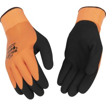 Hydroflector™ Waterproof Double Thermal Knit Shell & Double-Coated Latex