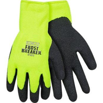 Frost Breaker® Hi-Vis Thermal Knit Shell & Latex Palm