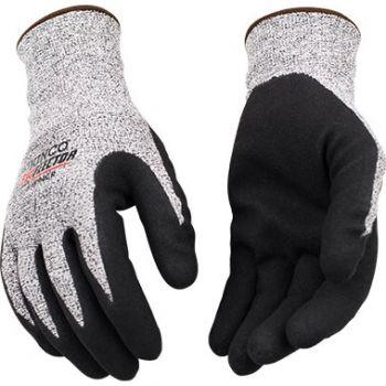 Cutflector™ Knit Shell & Sandy Foam Nitrile Palm