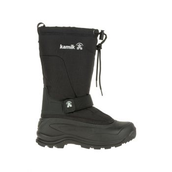 Kamik Women's Greenbay4 Waterproof Boot, Black