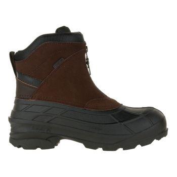 Kamik Men's Champlain2 Waterproof Boot, Dark Brown