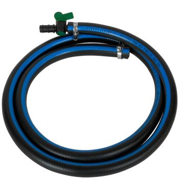 Discharge Hose and Ball Valve for Hand Pump