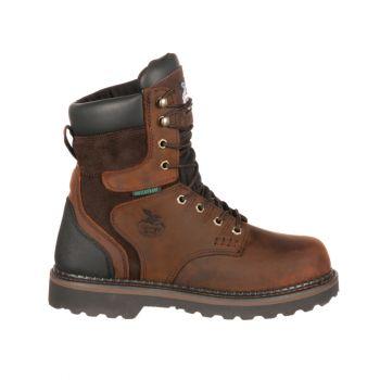 Georgia Boot Brookville Steel Toe Waterproof Work Boot