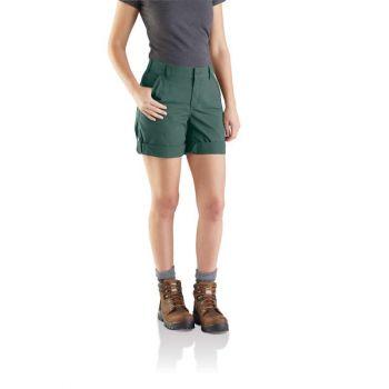 Women's Rugged Flex Original Fit Ripstop Five-Pocket Short