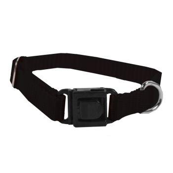 Adjustable Nylon Collar, Extra Small, Black