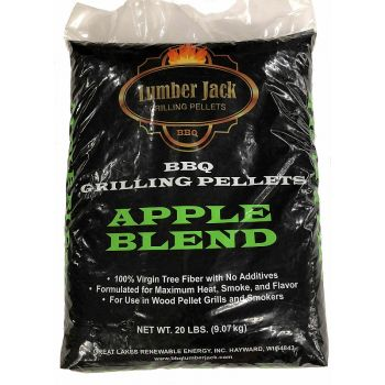 Lumber Jack Apple Blend Pellets, 20 Lbs.