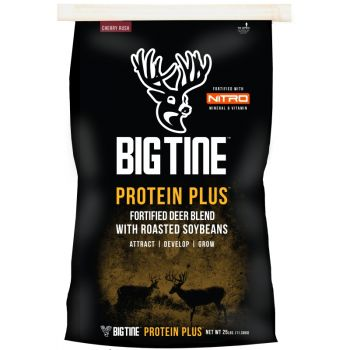 Big Tine Protein Plus Deer Blend, 25 Lb.