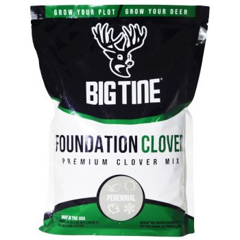 Big Tine Foundation Clover Premium Clover Mix, 4 Lb.