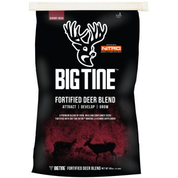 Big Tine Fortified Deer Blend, 40 Lb.