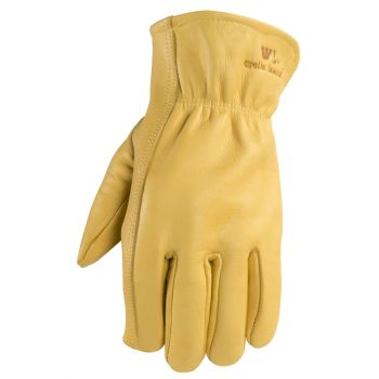 Wells Lamont Men's Leather Work Gloves (Wells Lamont 1129)