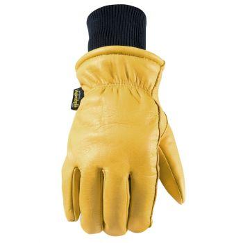 Men's HydraHyde Leather Winter Work Gloves (Wells Lamont 1202)