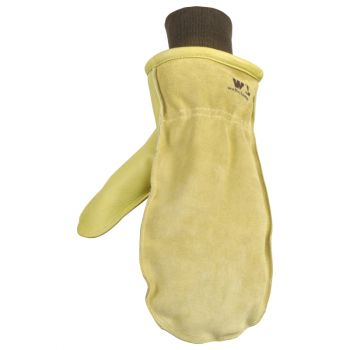 Men's Winter Mittens, Super Warm, 150-gram Insulation, Sewn-In Glove Liner (Wells Lamont 1425)