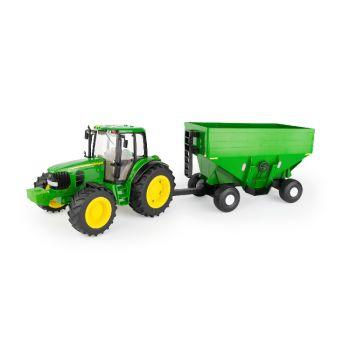 1:16 Big Farm John Deere 7430 with Gravity Wagon