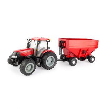 1:16 Big Farm Case IH Puma 170 with Gravity Wagon