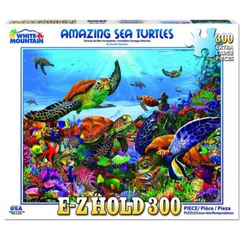 Amazing Sea Turtles 300 pc Puzzle