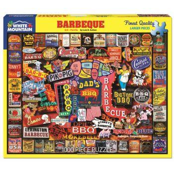 Barbeque 1000 pc. Puzzle