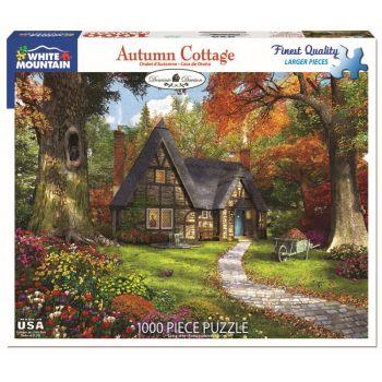 Autumn Cottage 1000 pc. Puzzle