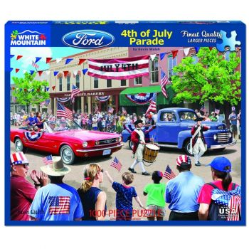 4th of July Parade 1000 pc Puzzle