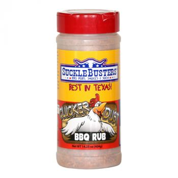 Clucker Dust Chicken BBQ Rub, 14.25 Oz.