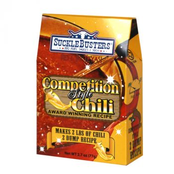 Competition Style Mild Chili Kit