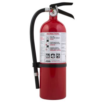 Dry Chemical Fire Extinguisher, 3-A, 40-B:C