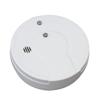 Battery Operated Smoke Alarm with Hush™