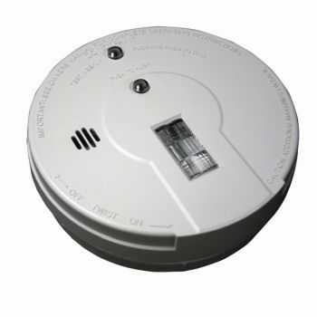 Hallway Battery Operated Smoke Alarm