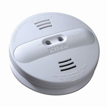 Dual Sensor Battery Operated Smoke Alarm