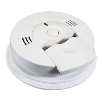 Battery Operated Combination Smoke & Carbon Monoxide Alarm