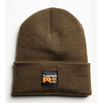 Timberland Pro Essential Watch Cap, Olive Green