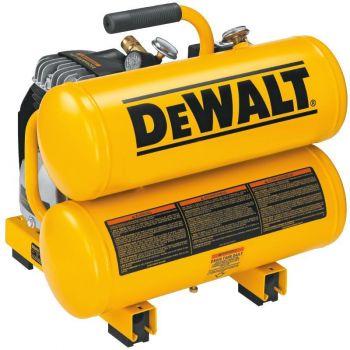 DEWALT 4-gal Electric Hand Carry Compressor