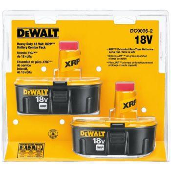 DEWALT 18 V XRP Cordless Power Tool Extended Run-Time Battery